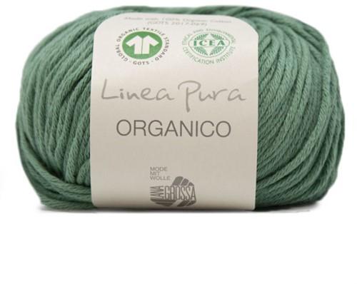 Lana Grossa Organico Uni 116 Green