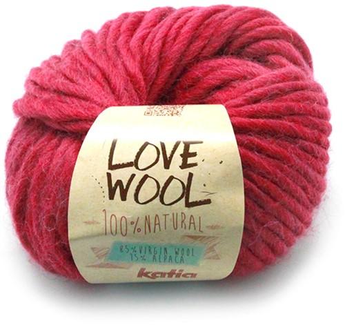 Katia Love Wool 116 Fuchsia