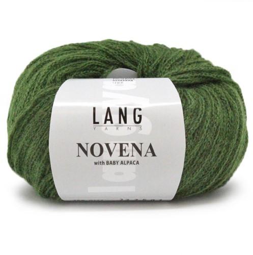 Lang Yarns Novena 117 Green