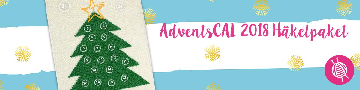 AdventsCALender 2018 - Wollplatz zählt die Tage bis Weihnachten!