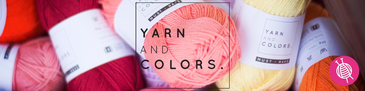 Yarn and Colors - NEU und aufregend!