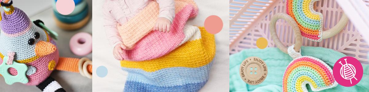 Handarbeiten für Babys - Alles was Sie wissen müssen