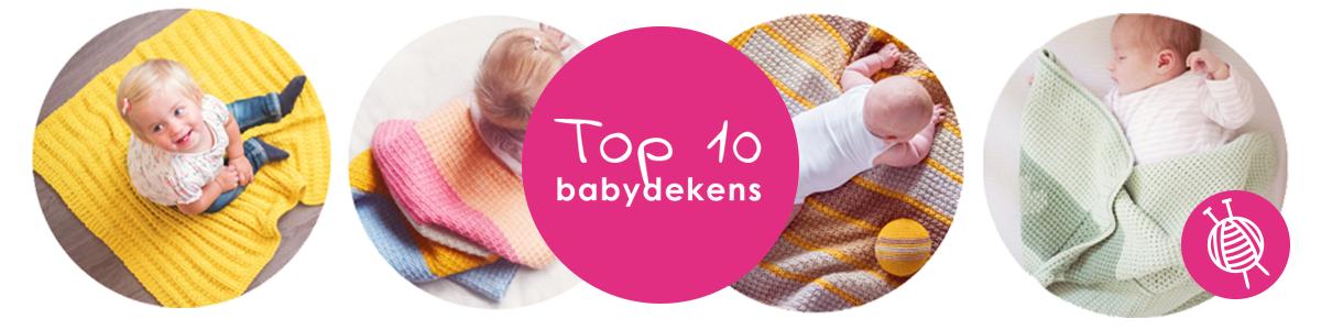 Babydecken – Top 10 der Häkel- und Strickprojekte