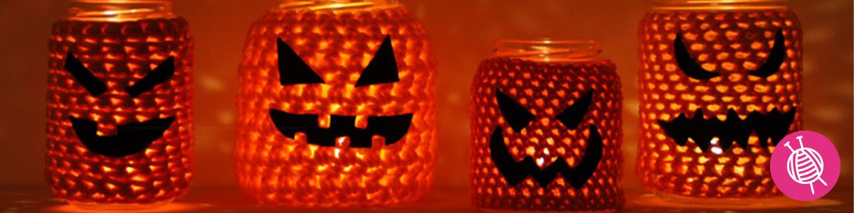 Halloween - Gruselig Häkelanleitungen