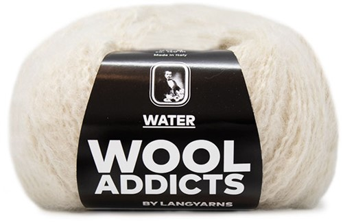 Wooladdicts To-Ease-Sorrow Pullover Strickpaket 13 XL Off-White