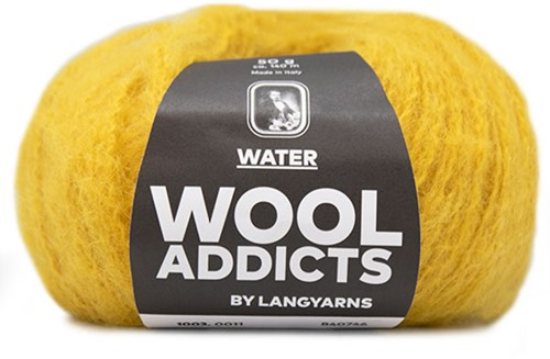 Wooladdicts To-Ease-Sorrow Pullover Strickpaket 4 S Ocher