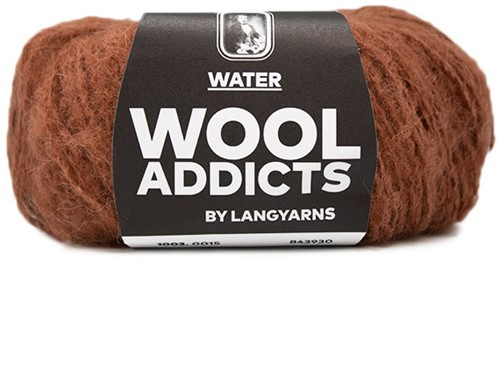 Wooladdicts To-Ease-Sorrow Pullover Strickpaket 5 L Amber