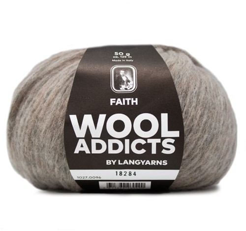 Wooladdicts Wild Wandress Pullover Strickpaket 11 L Sand