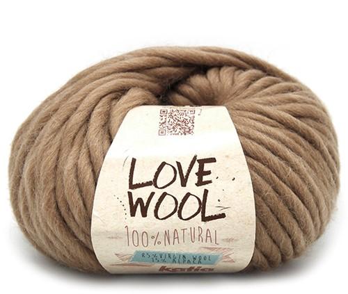 Katia Love Wool 120 Camel