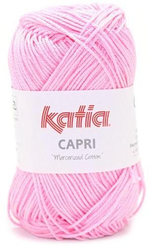 Katia Capri 121 Light pink