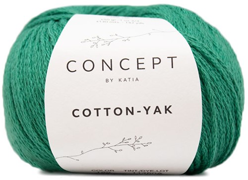 Katia Cotton-Yak 122 Green