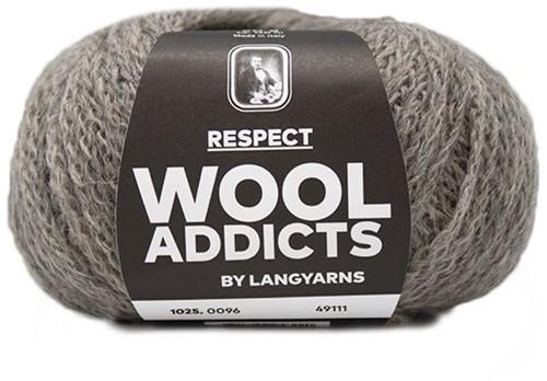 Wooladdicts Seductive Secret Strickjacke Strickpaket 11 L Sand