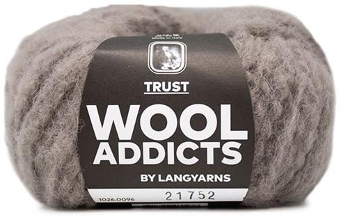 Wooladdicts Devoted Dancer Pullover Strickpaket 11 L/XL Sand