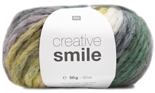 Creative Smile Jacke Strickpaket 2 42/46 Multi