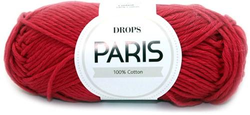 Drops Paris 12 Rot