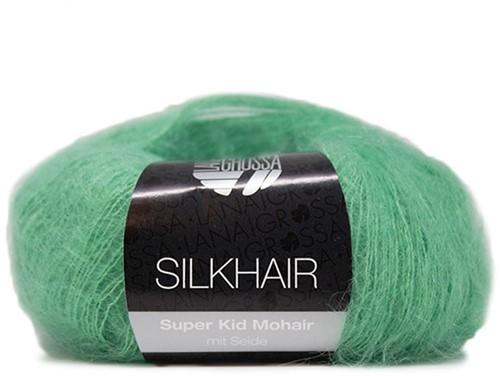 Lana Grossa Silkhair 131 Jade