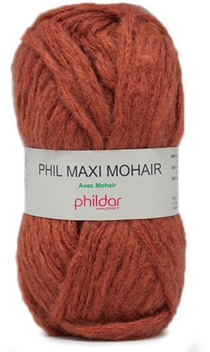 Phildar Phil Maxi Mohair 1333 Ecureuil