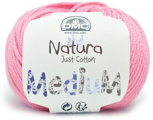DMC Natura Medium 134 Pink