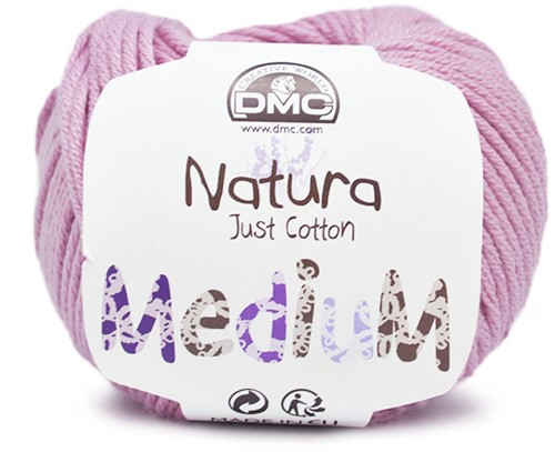 DMC Natura Medium 136 Rose-Parme