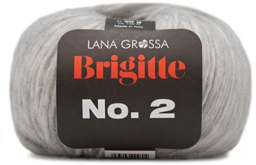 Lana Grossa Brigitte No.2 013 Silver/Grey