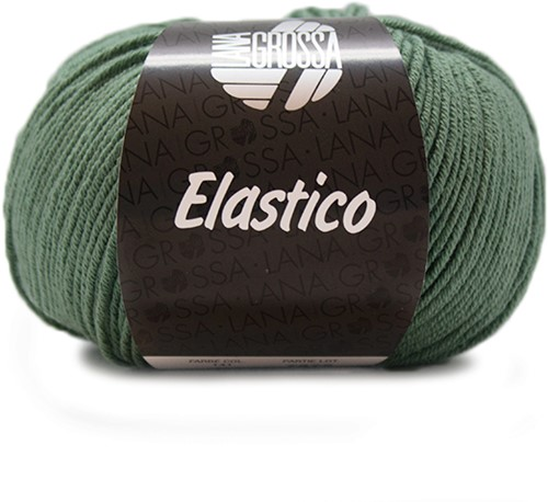 Lana Grossa Elastico 141 Reseda Green