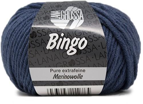 Lana Grossa Bingo 147 Dark Blue