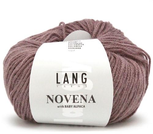 Lang Yarns Novena 148 Old Pink