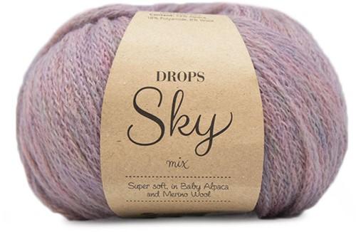 Drops Sky Mix 14 Light Lilac