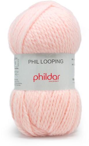 Phildar Phil Looping 1044 Rosee