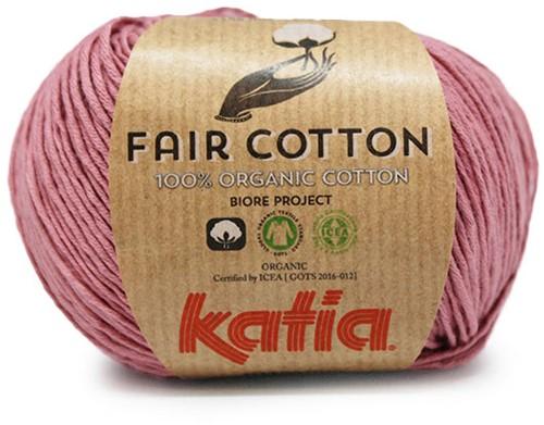 Katia Fair Cotton 15 Old Pink