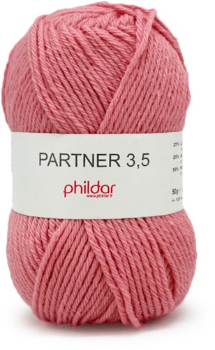 Phildar Partner 3.5 1002 Berlingot
