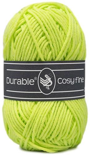 Durable Cosy Fine 1645 Neon Yellow