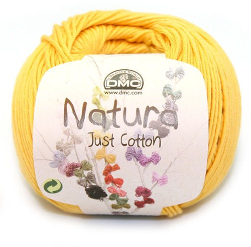 DMC Cotton Natura N16 Tournesol