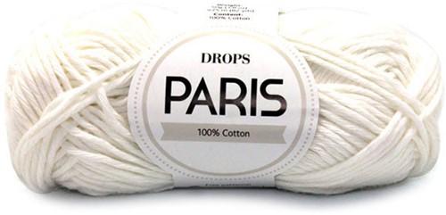 Drops Paris 16 Weiss