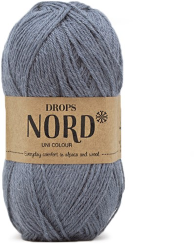 Drops Nord Uni Colour 16 Jeans Blue