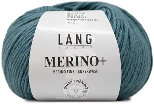 Lang Yarns Merino+ 174 Atlantic