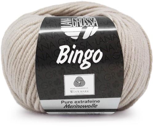 Lana Grossa Bingo 175 Grey-Beige