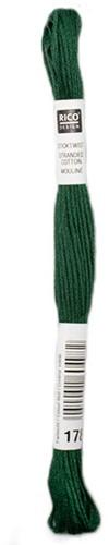Rico Sticktwist Stickgarn 8m 178 Pine green