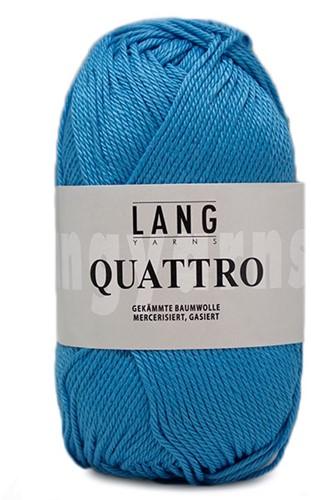 Lang Yarns Quattro 179 Dark Turquoise