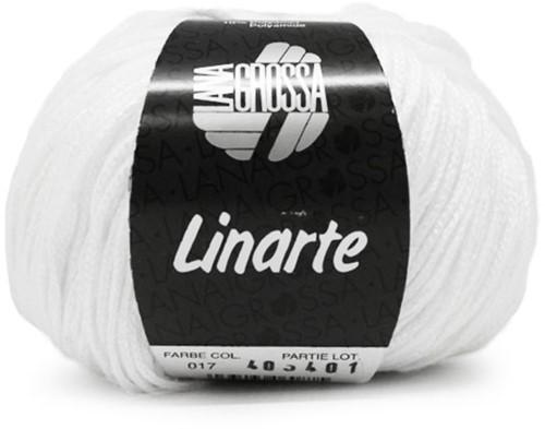 Lana Grossa Linarte 17 White
