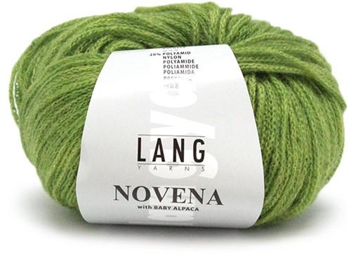 Lang Yarns Novena 17 Green