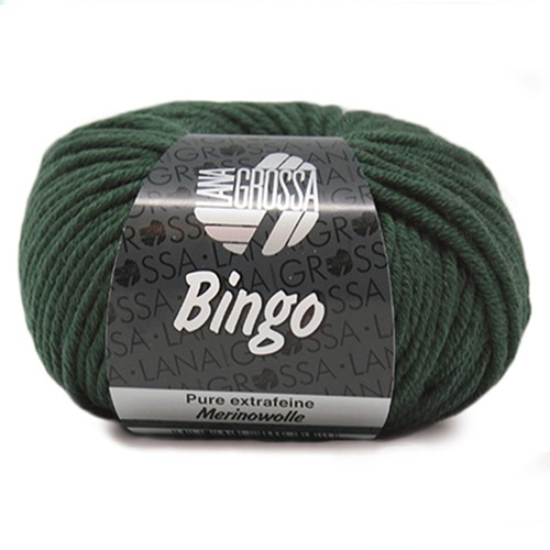 Lana Grossa Bingo 189 Dark Green