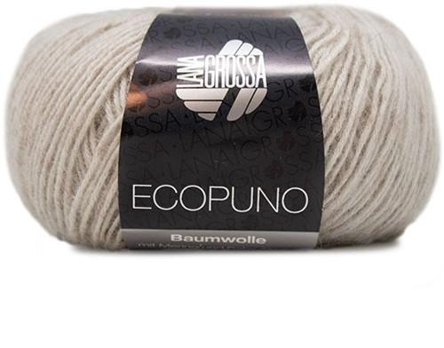 Ecopuno Fledermauspullover Strickpaket 2 40/42 Grege