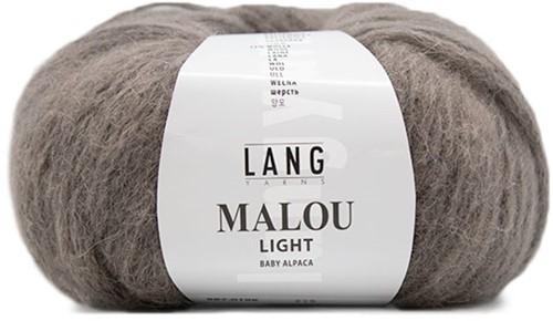 Lang Yarns Malou Light 196 Stone