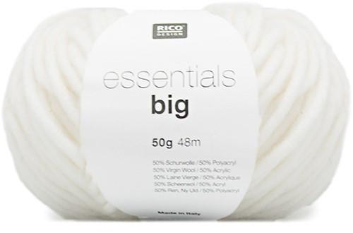 Rico Essentials Big 1 Creme
