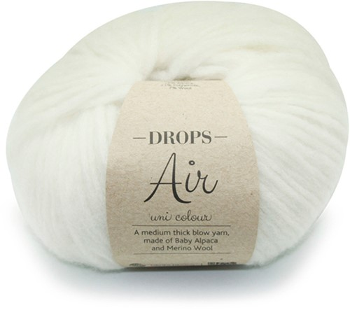 Drops Air Uni Colour 01 Off-white