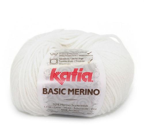 Katia Basic Merino 1 White