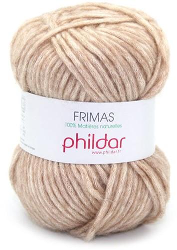 Phildar Frimas 1264 Camel