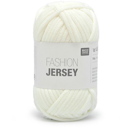 Rico Fashion Jersey 1 White