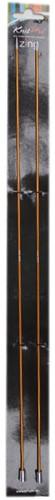 Knitpro Zing Stricknadeln 40cm 2.25mm